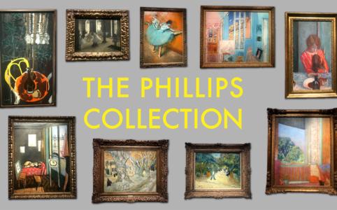 フィリップス・コレクション展
